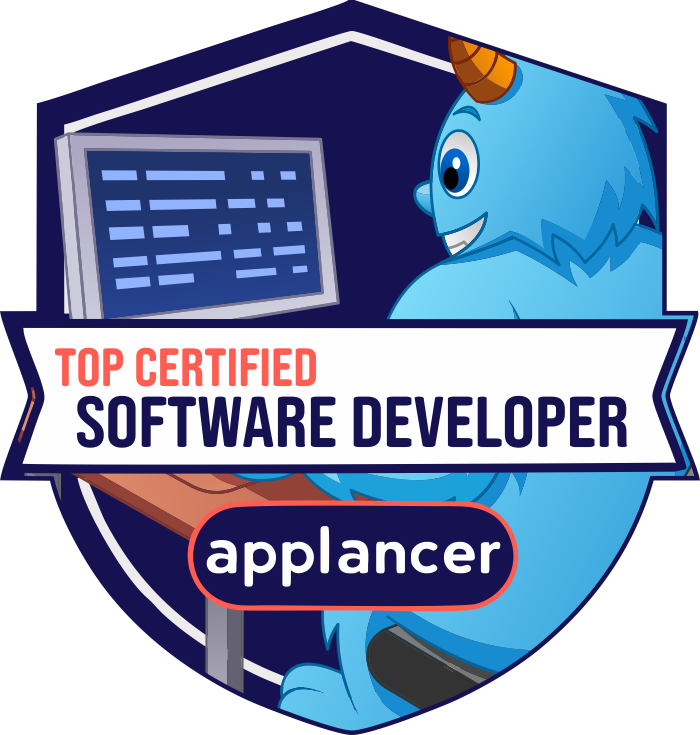 theagilesoft.com Applancer Badge