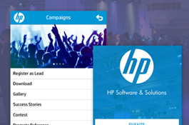 Hp events small