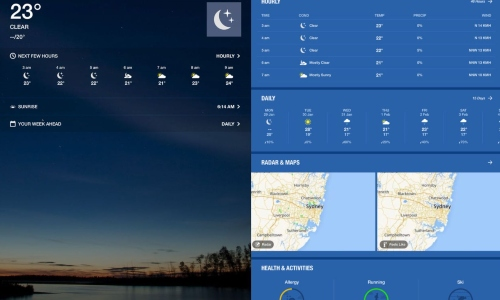 15 Best Weather Apps: Applancer