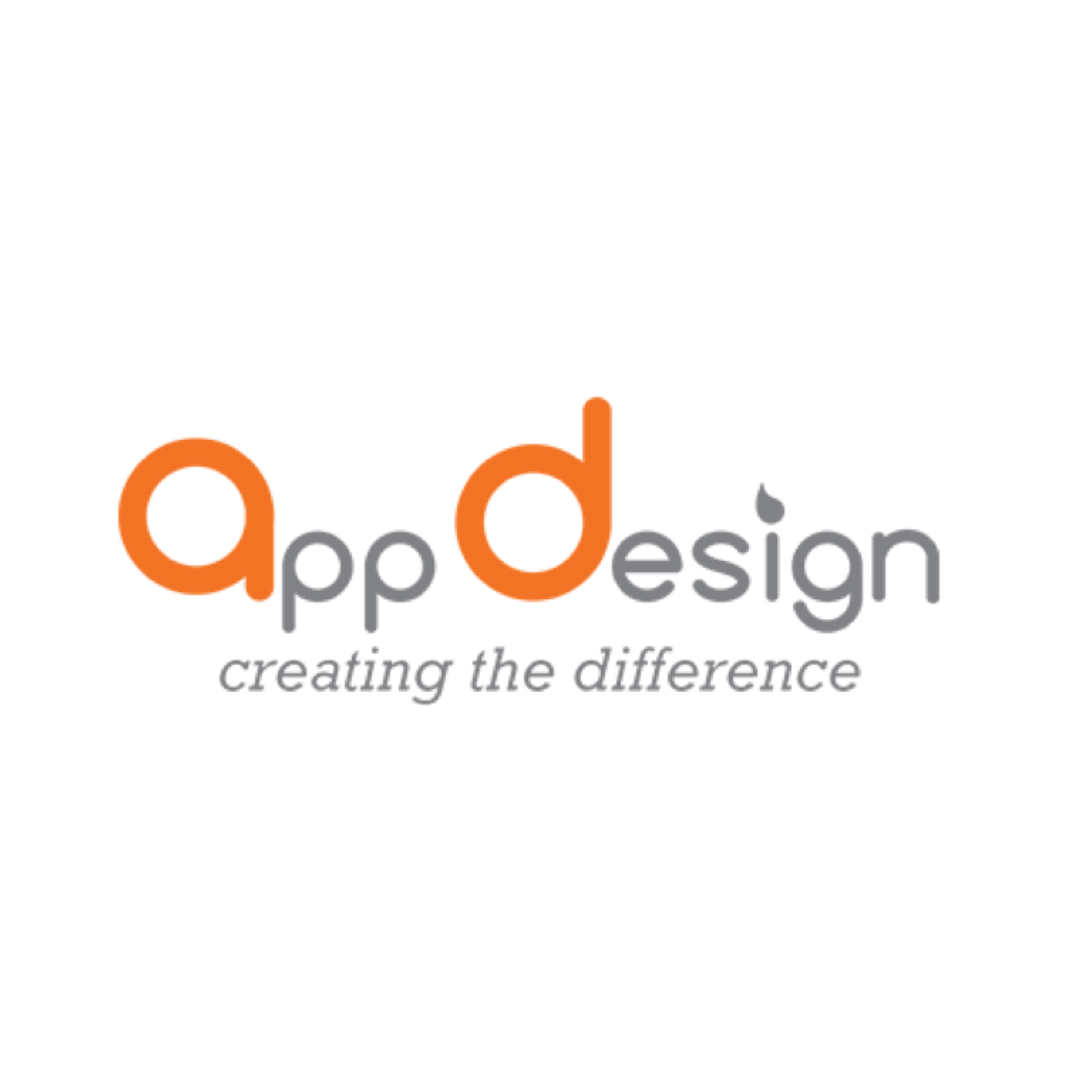 App design square logo